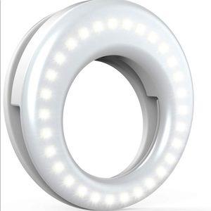QIAYA Selfie Light Ring Lights LED Phone